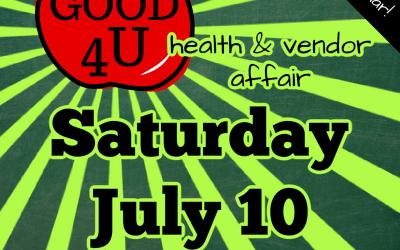 Good 4U Health & Vendor Fair